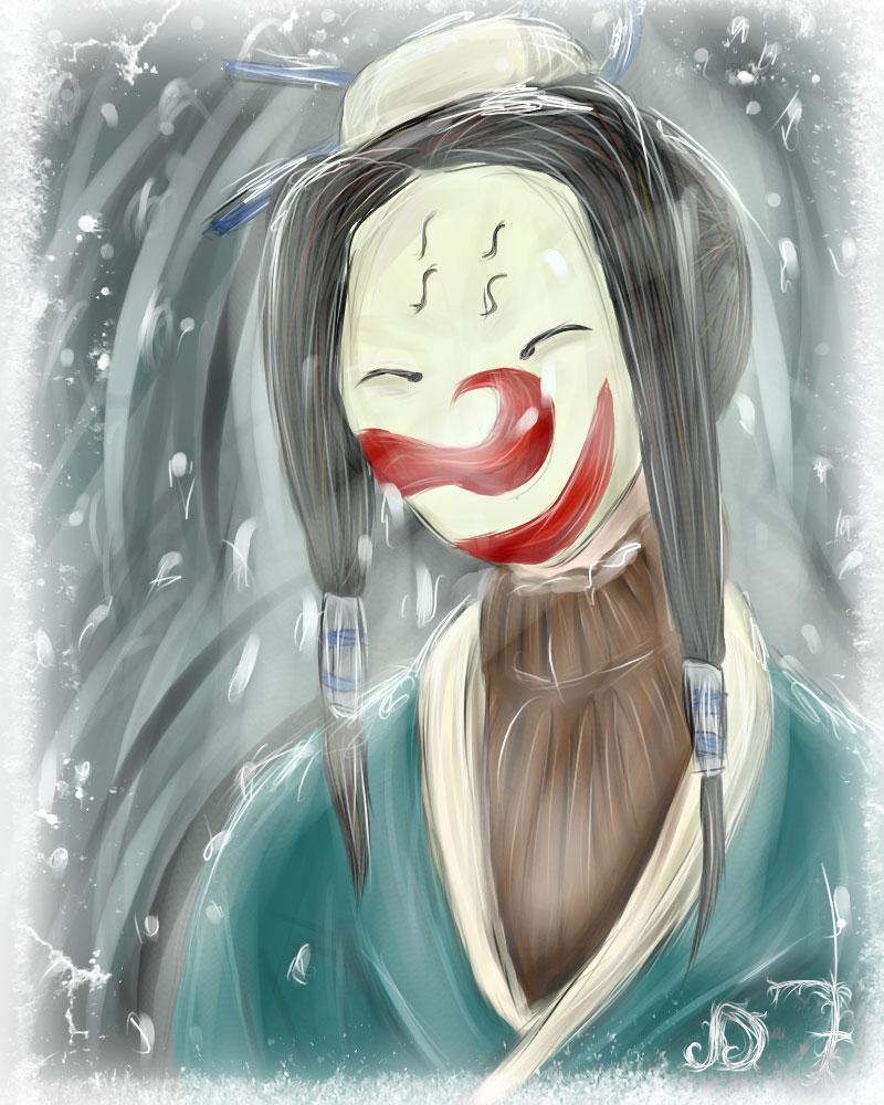 Fanart de Haku par Draven VII