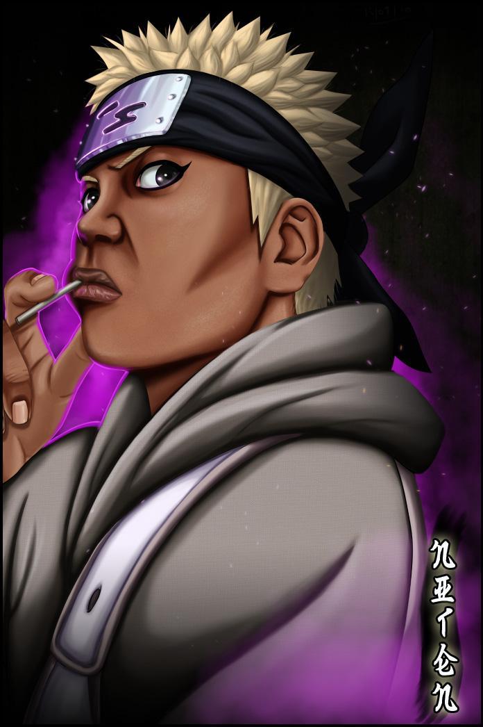Fanart Naruto par Itachi 0502