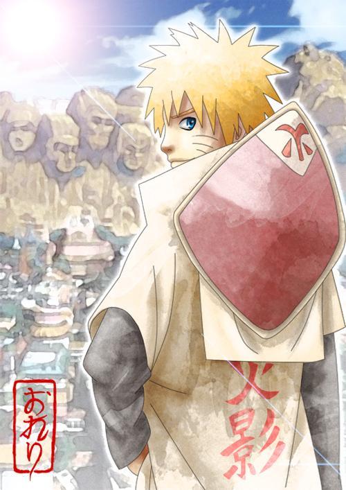 Fanart de Uzumaki Naruto par Zæmä