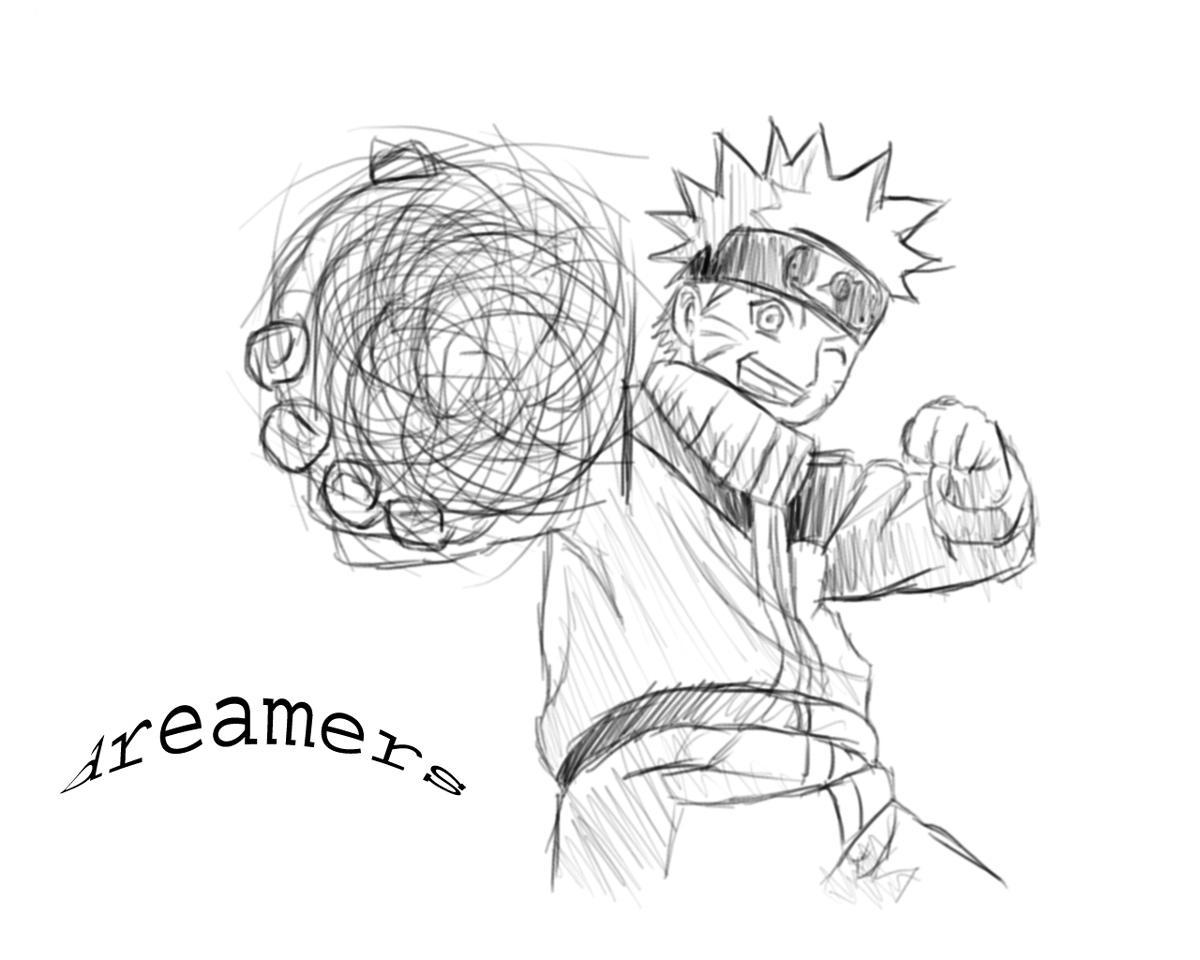 Naruto The Way Of Naruto Rasengan De Dreamers