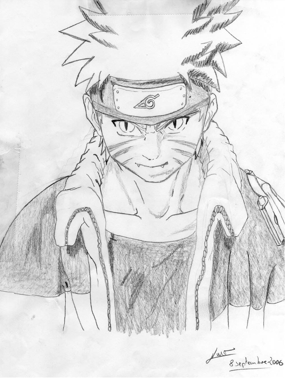Naruto the way of naruto naruto kyubi de kakarotto31 - Dessiner un ninja ...