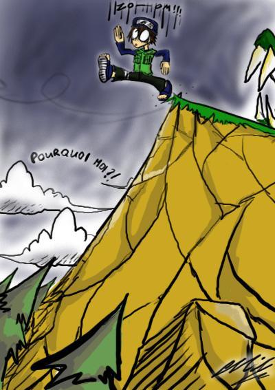 Fanart de Gekko Hayate par Hayard