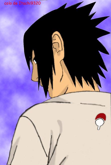 Fanart de Uchiwa Sasuke par itachi9320