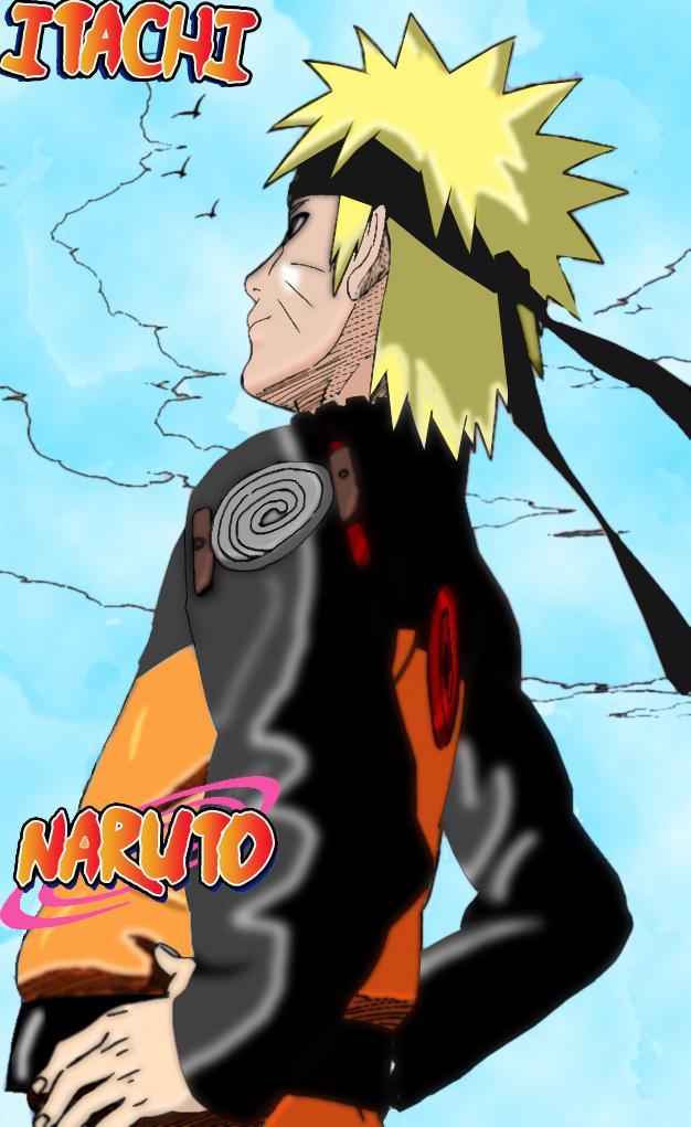 Fanart de Uzumaki Naruto par itachi9320