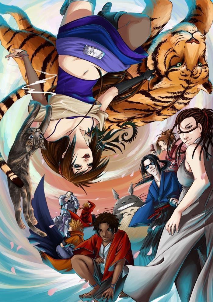 Fanart de Uzumaki Naruto par ordina13