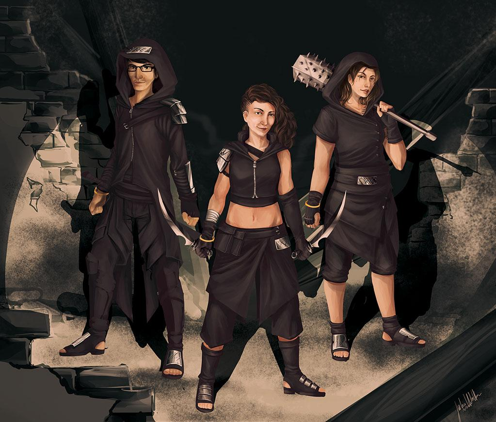 Fanart Naruto par ordina13