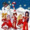 Happy holidays! =3 (pour le concours)