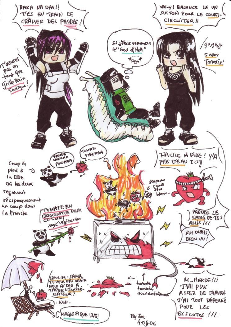 Fanart de Gekko Hayate par Urumi Kanzaki