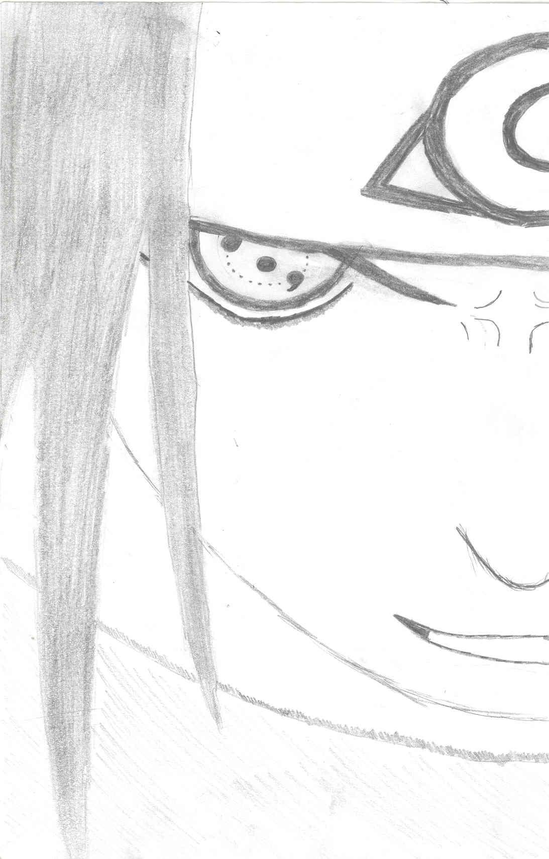 Naruto Dessin Facile A Faire