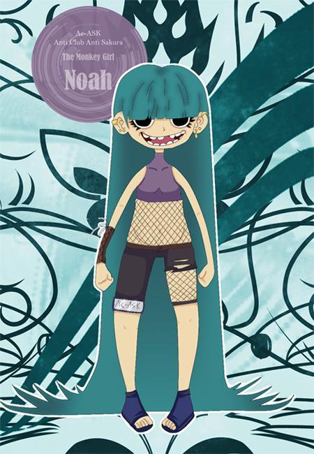 Fanart Naruto par Yumi-chan