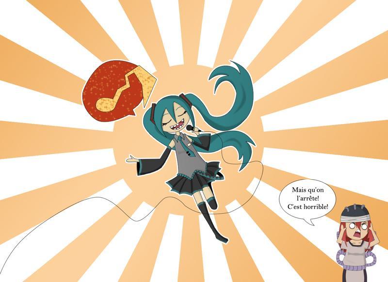 Fanart de Tayuya par Yumi-chan