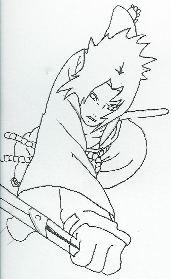 Naruto The Way Of Naruto Sasuke Uchiwa Version Shippuden