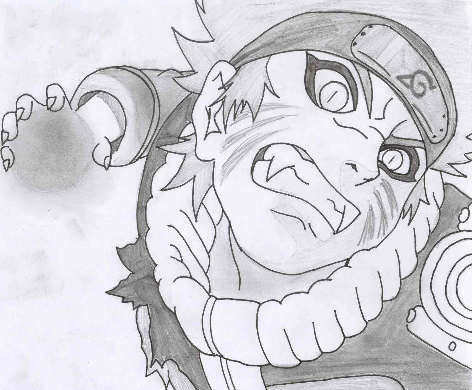 Naruto the way of naruto naruto rasengan de gokuxnaruto - Naruto kyubi dessin ...