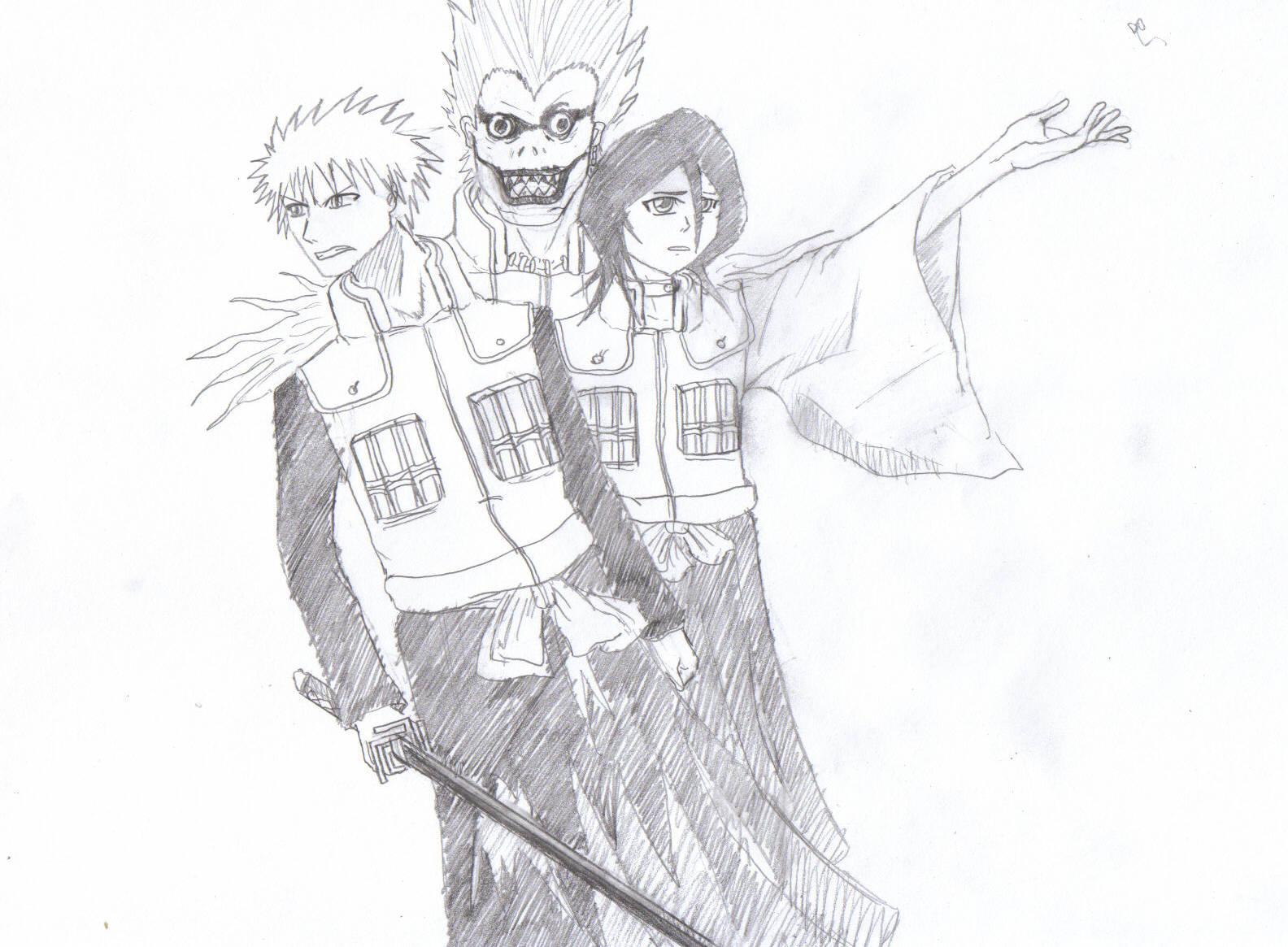 Fanart Naruto par masterwii