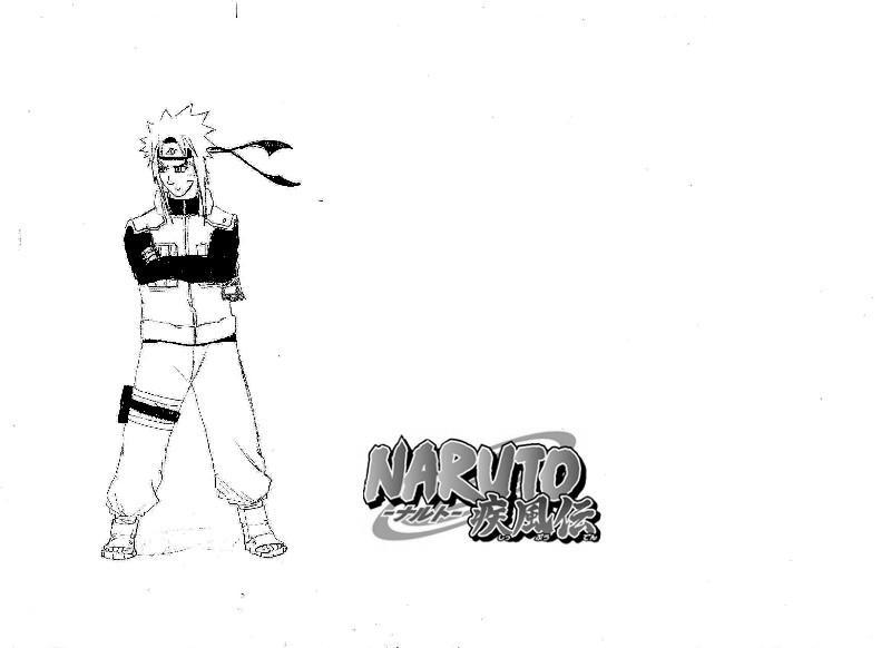Fanart de Uzumaki Naruto par masterwii