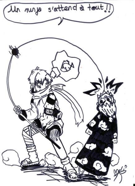 Fanart Naruto par Fan_à-tics