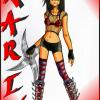 Karin guerrière de Hinae