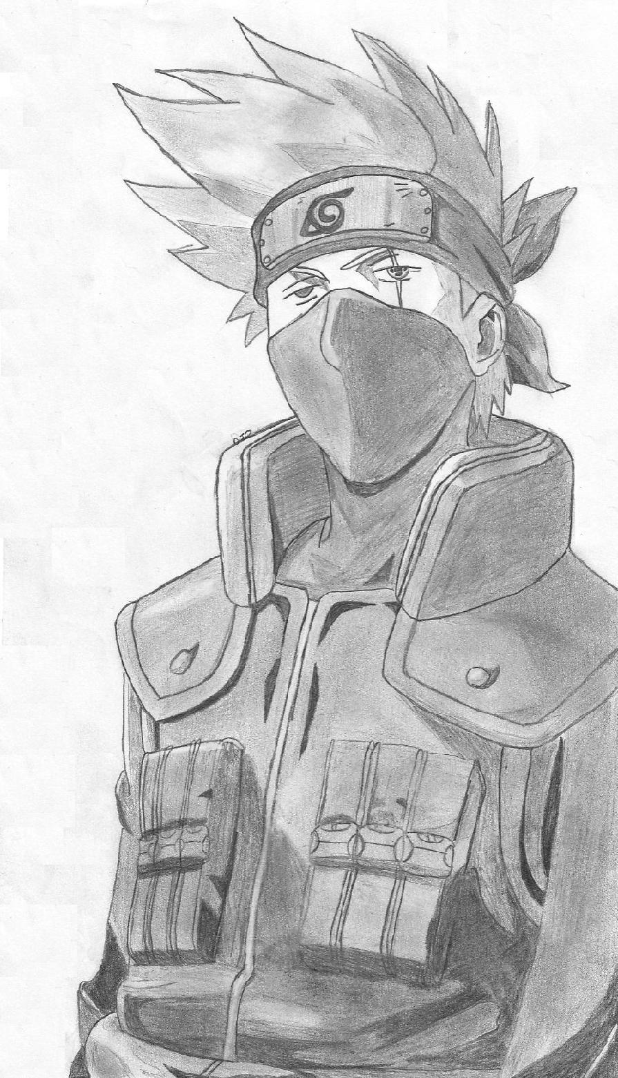 Naruto The Way Of Naruto Kakashi Hatake De Djo03