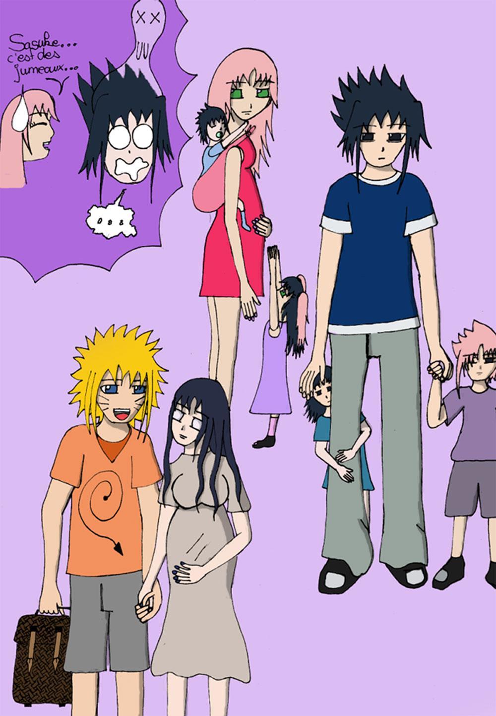Sasuke Hinata Family | www.imgkid.com - The Image Kid Has It!