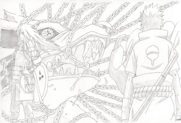 Fanart de Uchiwa Sasuke par Ukai