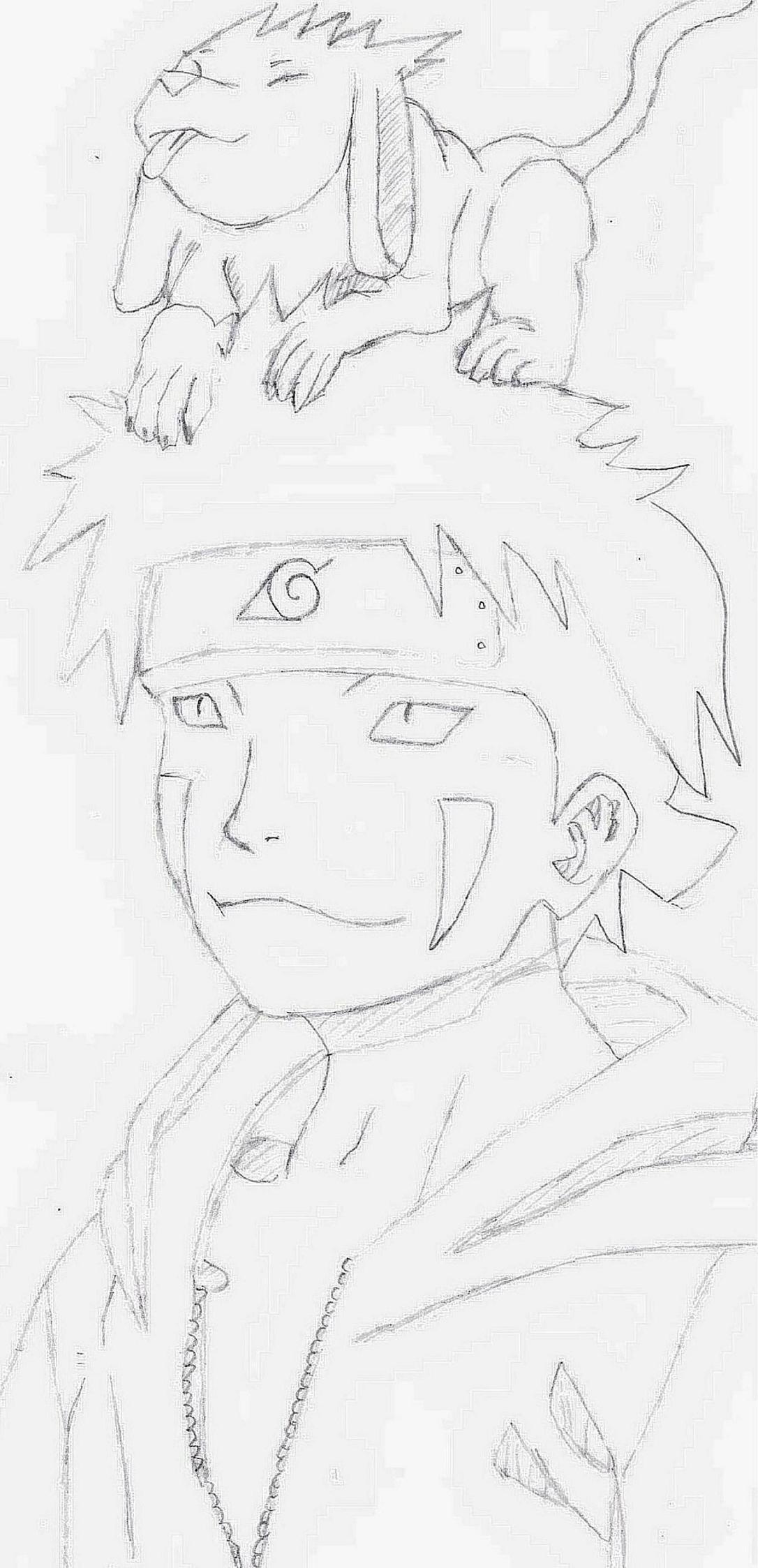 Fanart Naruto par edisonk