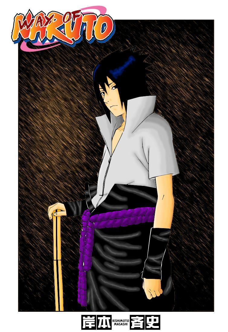 Fanart de Uchiwa Sasuke par kagiri