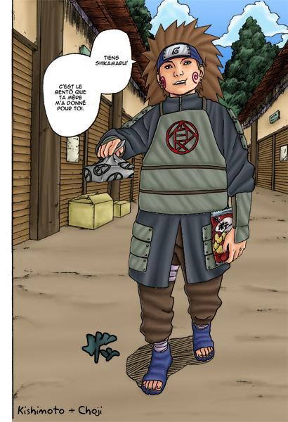 Naruto - The Way Of Naruto - Choji colo avec paint de