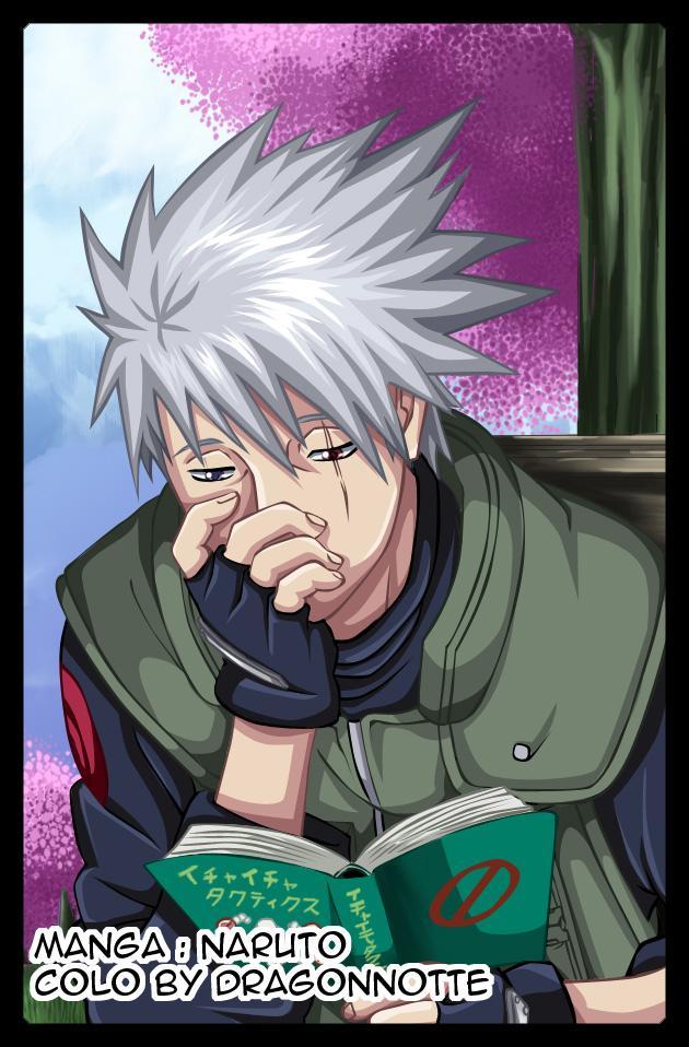 Naruto The Way Of Naruto Kakashi Et Son Livre De Dragonnotte