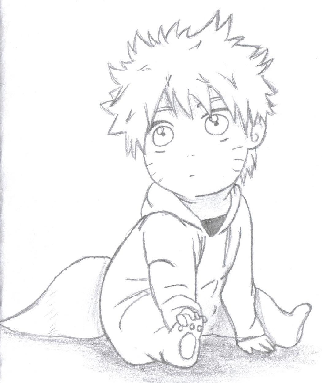 Naruto the way of naruto kawaii nee u de naruta95 - Naruto uzumaki dessin ...