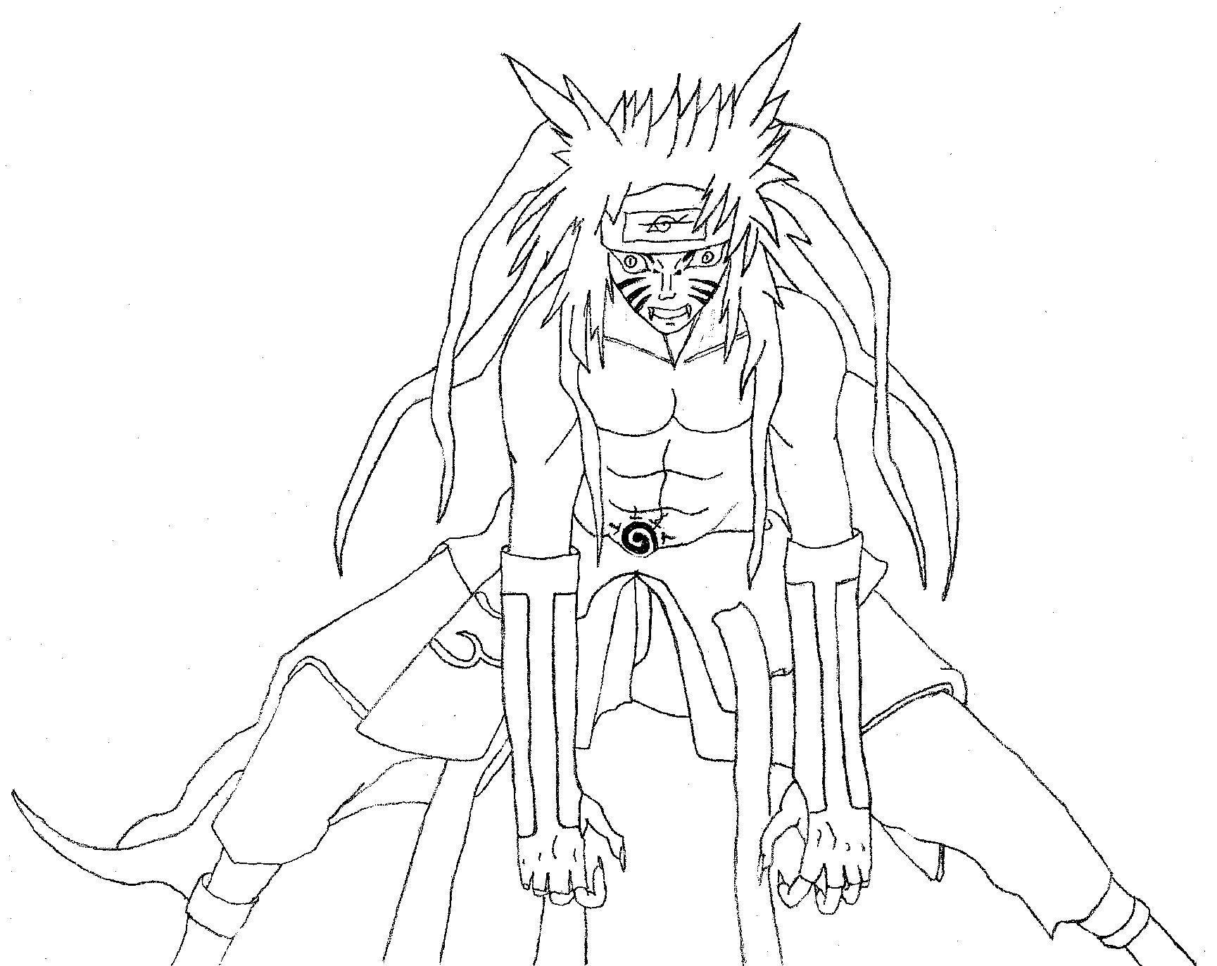 Naruto the way of naruto akatsuki naruto de neji 89 - Dessin a imprimer naruto shippuden ...