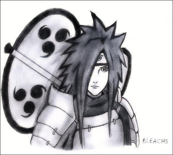 Naruto the way of naruto uchiha madara de bleach9 - Comment dessiner madara uchiwa ...
