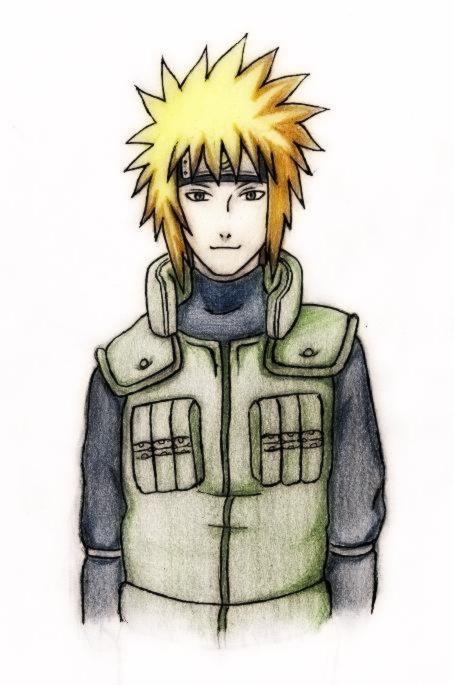 Naruto the way of naruto minato de bleach9 - Naruto dessin couleur ...