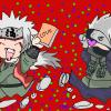 kidnaping de livre sacrée de kakashi