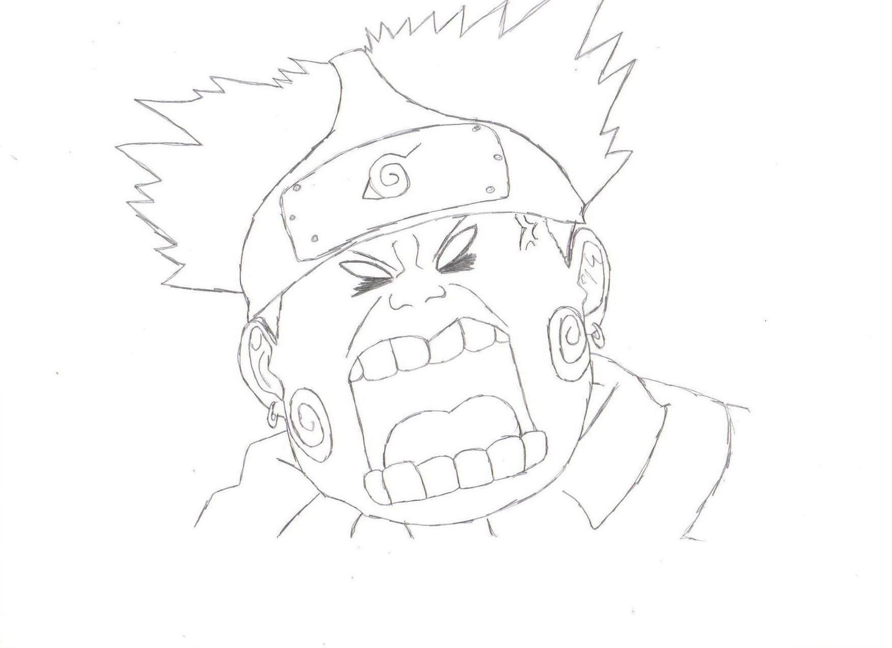 Fanart Naruto par oplmimi
