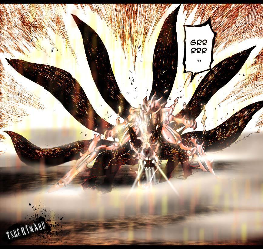Fanart de Uzumaki Naruto par Tsuchimaru