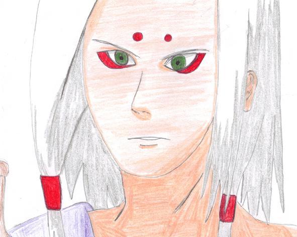 Fanart de Kimimaro par deidara-39